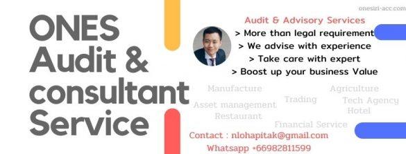Audit Service in Thailand
